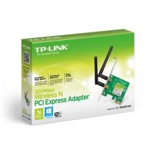 Bezvadu tīkla adapteris WRL 300MBPS PCIE/TL-WN881ND TP-LINK
