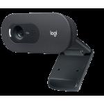 Vebkamera Business Logitech C505e melna USB