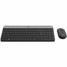 Bezvadu klaviatūra ar peli LOGITECH MK470