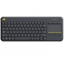 Bezvadu klaviatūra LOGITECH Touch K400 PLUS