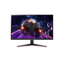 """Spēļu monitors LG 24MP60G-B 24 """", IPS, FHD, 1920 x 1080 pixels, 16:9, 1 ms, 200 cd/m², melns"""
