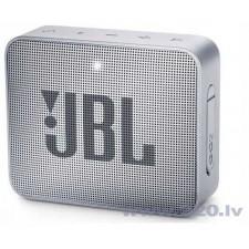 Bezvadu skandas JBL BLUETOOTH GO 2 pelēkas